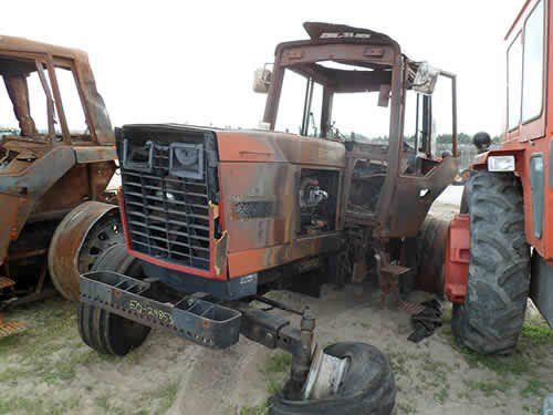 Used International 5288 Tractor Parts