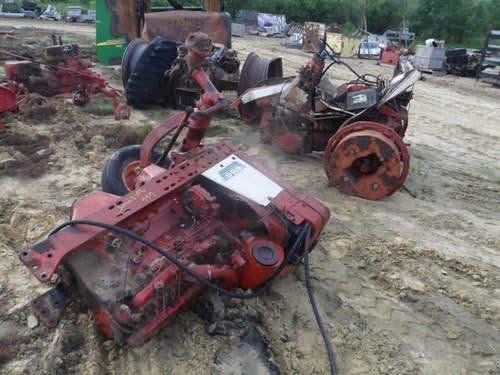 Used International 666 Tractor Parts