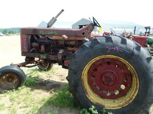Used International 706 Tractor Parts