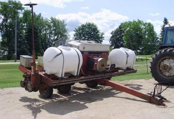 Used International 800 Planter Parts