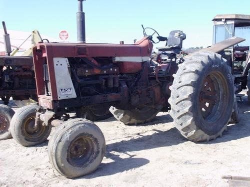 Used International 806 Tractor Parts