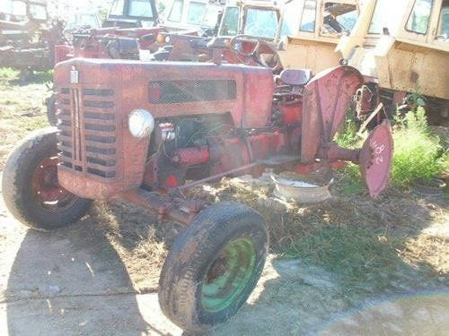 Used International B275 Tractor Parts