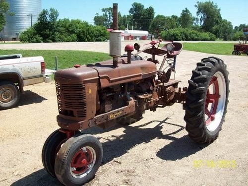 Used International H Tractor Parts