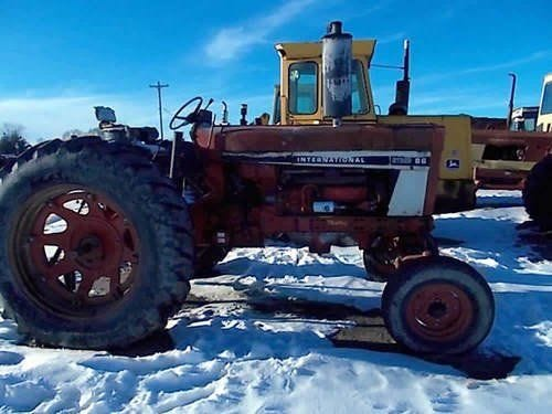 Used International Hydro86 Tractor Parts