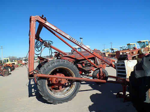 Used International M Tractor Parts