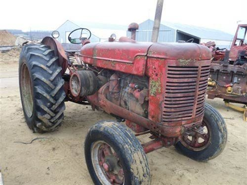 Used International w9 Tractor Parts