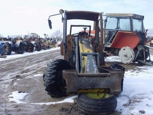 Used 1992 JCB 214 Construction & Industrial Parts