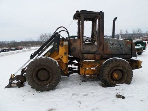 Used 1996 JCB 416 Construction & Industrial Parts