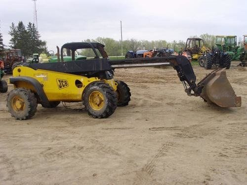 Used 2006 JCB 524-50 Construction & Industrial Parts