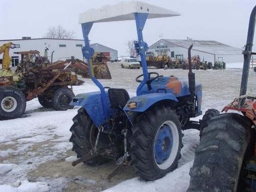 Used 2002 Jinma 354 Tractor Parts