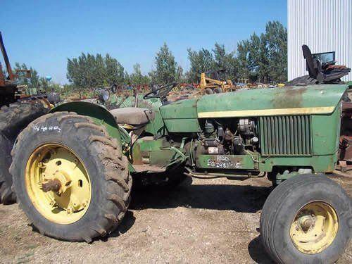 Used John Deere 1020 Tractor Parts