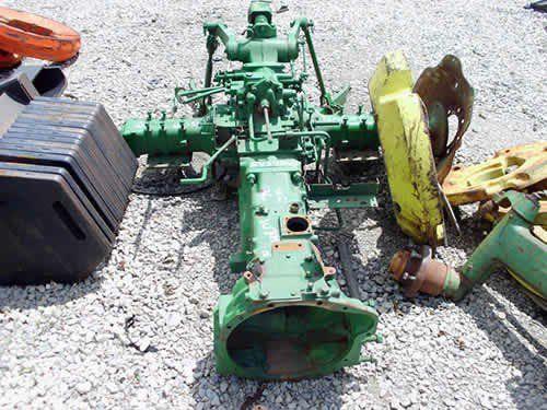 Used John Deere 1070 Tractor Parts