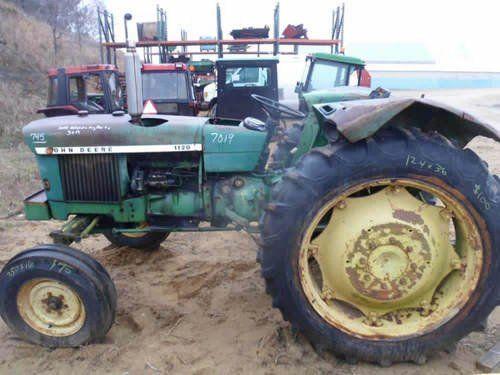 Used John Deere 1120 Tractor Parts