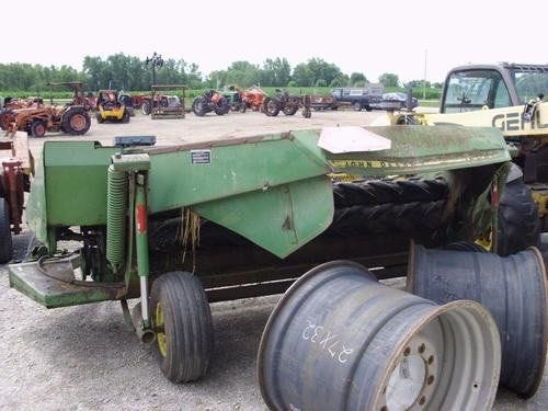 Used John Deere 1209 Hay Cutting Parts