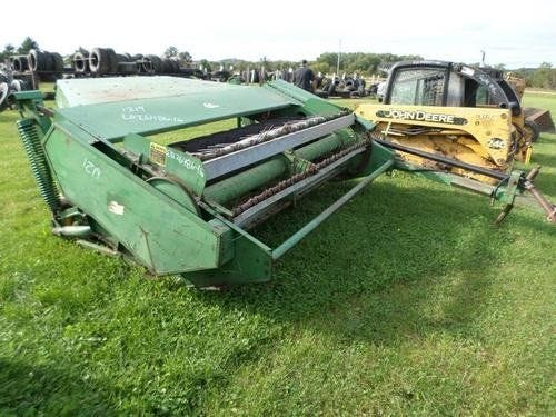 Used John Deere 1219 Hay Cutting Parts