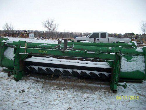 Used John Deere 1600 Hay Cutting Parts