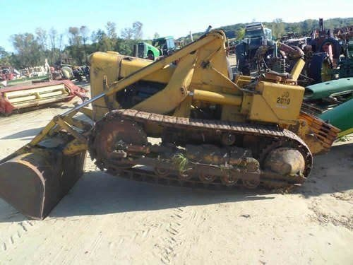 Used John Deere 2010 Construction & Industrial Parts
