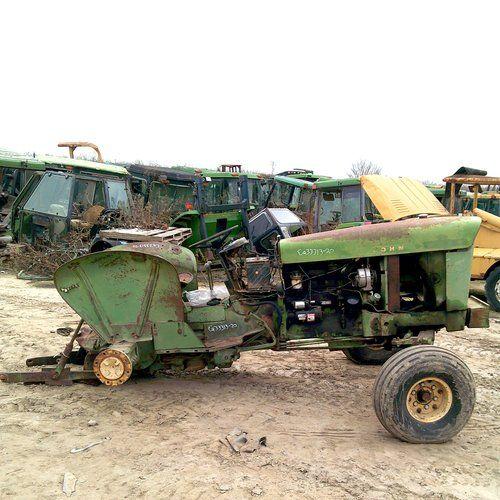 Used John Deere 2020 Tractor Parts