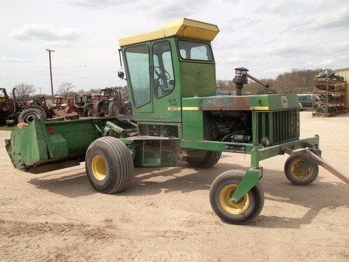 Used John Deere 2270 Hay Cutting Parts