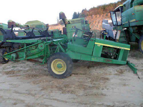 Used John Deere 2320 Hay Cutting Parts