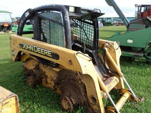 Used John Deere 240 Skid Steer Loader Parts