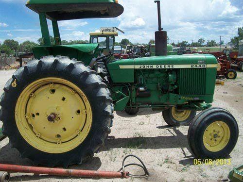 Used John Deere 2440 Tractor Parts