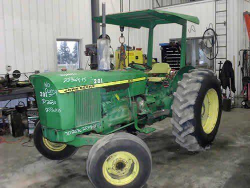 Used John Deere 2630 Tractor Parts