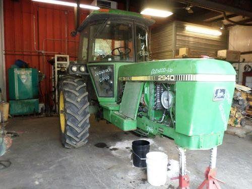 Used John Deere 2940 Tractor Parts