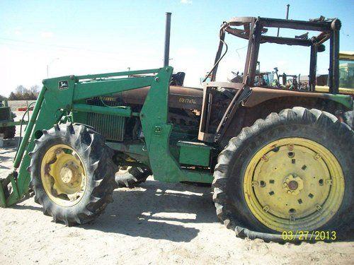 Used John Deere 2950 Tractor Parts