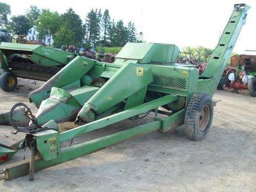 Used John Deere 300 Harvester Parts