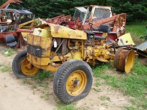 Used John Deere 300 Tractor Parts
