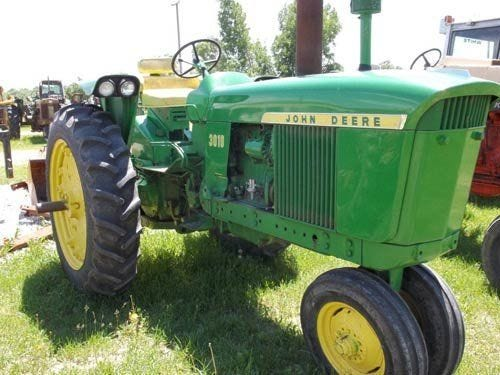 Used 1963 John Deere 3010 Tractor Parts
