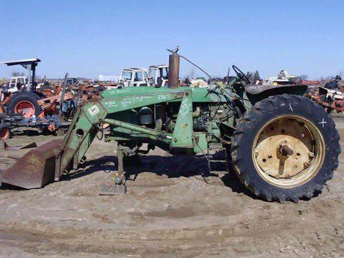 Used John Deere 3020 Tractor Parts