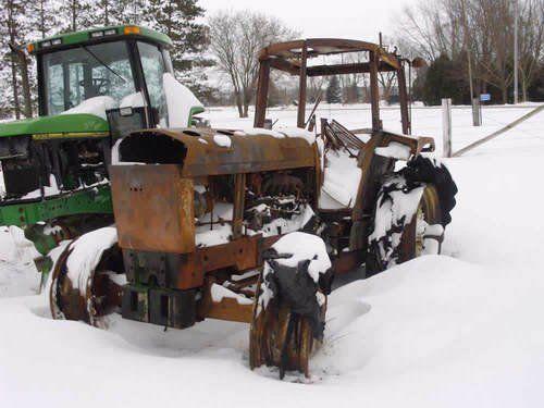 Used John Deere 3255 Tractor Parts