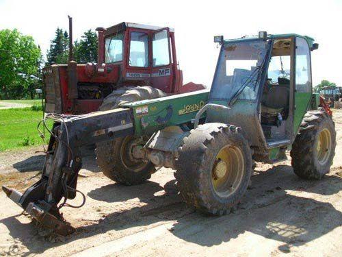 Used John Deere 3400 Construction & Industrial Parts