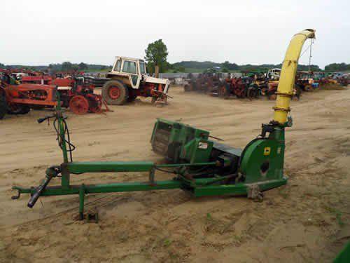 Used John Deere 3800 Harvester Parts