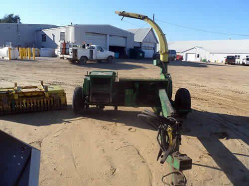 Used John Deere 3940 Harvester Parts