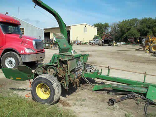 Used John Deere 3970 Harvester Parts
