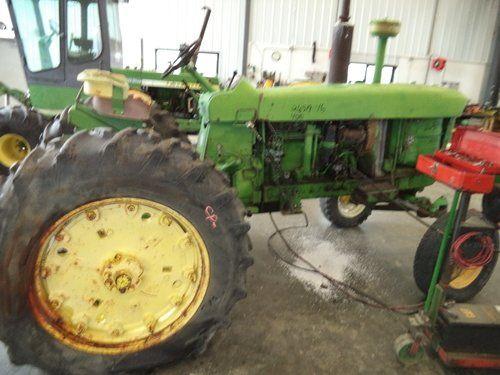 Used John Deere 4010 Tractor Parts