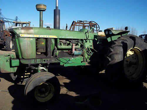 Used 1965 John Deere 4020 Tractor Parts