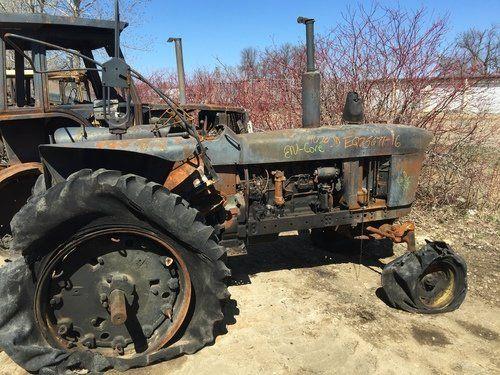 Used 1968 John Deere 4020 Tractor Parts