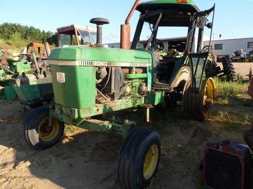 Used John Deere 4040 Tractor Parts