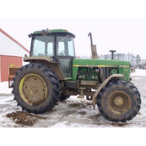 Used John Deere 4050 Tractor Parts