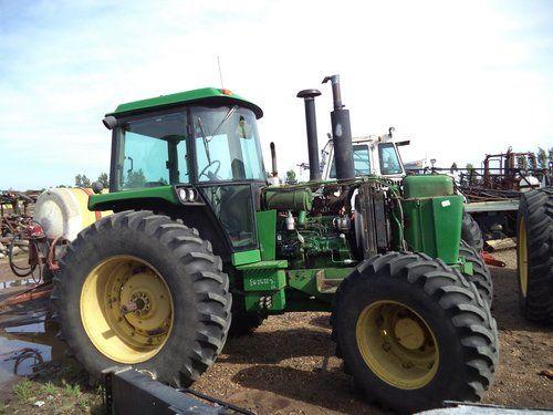 Used John Deere 4055 Tractor Parts