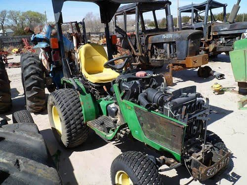 Used John Deere 4110 Tractor Parts