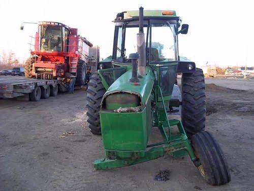 Used 1974 John Deere 4230 Tractor Parts