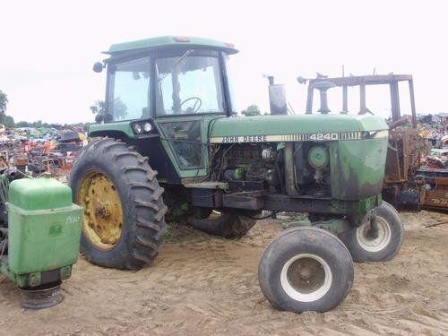 Used John Deere 4240 Tractor Parts