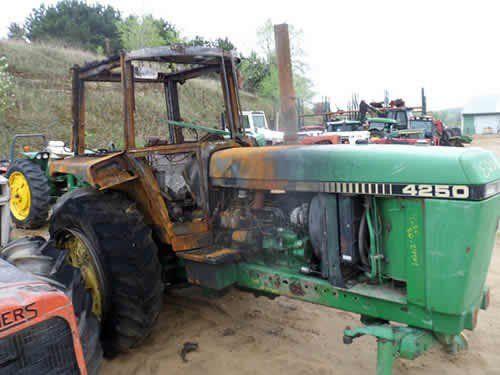 Used John Deere 4250 Tractor Parts
