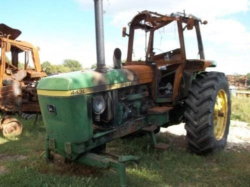 Used 1977 John Deere 4430 Tractor Parts