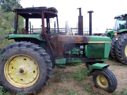 Used 1975 John Deere 4430 Tractor Parts